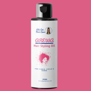 Arewa Hair Styling Oil 1