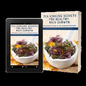 Tea Rinsing Secrets for Healthy Hair Growth 3D
