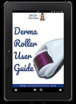 Ade Ori Derma Roller User Guide 2020 Cover 3D copy